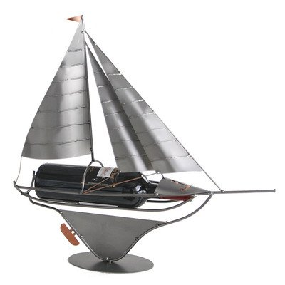 Sailboat Wine Bottle Holder