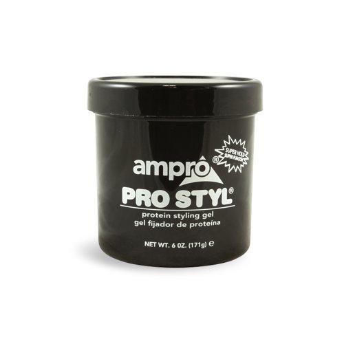 Ampro 6 oz. Pro-Styl Protein Gel Super Hold Bonus
