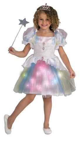 Twinklers Rainbow Ballerina/ Fiber Optic Skirt