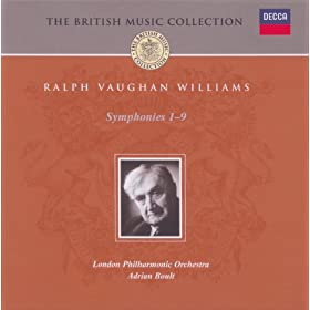 Vaughan Williams: Vaughan Williams speaks concerning his Sixth Symphony