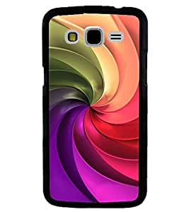 PRINTVISA Abstract Colourful Pattern Case Cover for Samsung Galaxy J5::Samsung Galaxy J5 J500F