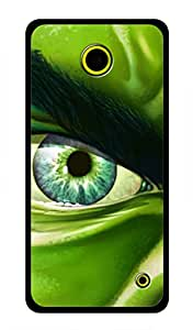 Nokia Lumia 630 Printed Back Cover