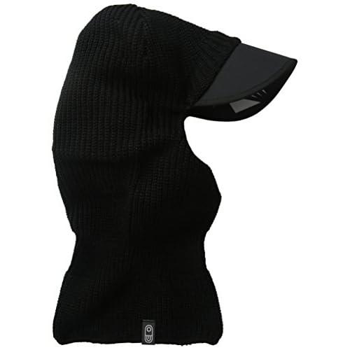 エアブラスター スノーボード バラクラバ エアブラスター BILLYCLAVA ビリークラバ/ブラック AIR BLASTER スノーボード フェイスマスク 目出し帽