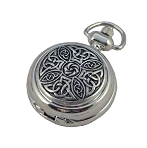 A E Williams 5958 Celtic ladies pendant/handbag watch