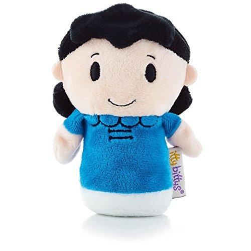 Hallmark Itty Bittys Peanuts Lucy