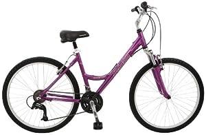 Schwinn Coronado Women's Comfort Bike (26-Inch Wheels, Magenta)