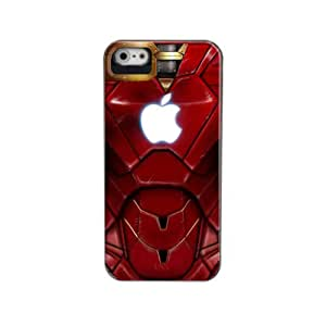 Iron Man Iphone 4 Case, Iphone 4s Case, Rubber, Made in America