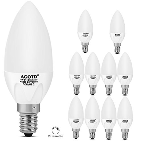 agotd-10-pack-5w-c37-led-bulb-e14-ses-candle-lamp-dimmable400lmreplace-40w-halogen-lampcool-white-da
