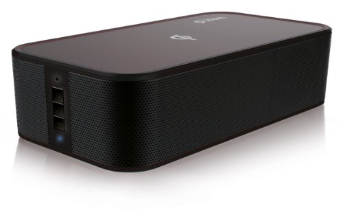 Zens Qi Wireless Charging Audio Speaker Nexus 5, Nexus 4, Nexus 7 (2013) Nokia Lumia 920/928, Moto Droid Maxx/Droid Mini,Htc Droid Dna, Htc Rezound,Blackberry Z30,Samsung, Google, Lg, Htc And Other Qi-Enabled Phones