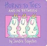 Horns to Toes (0416498604) by Boynton, Sandra
