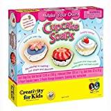 Creativity For Kids Make Your Own Cupcake Soaps each