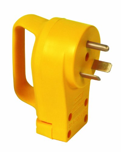 Camco Mfg 55242 30-Amp Power Grip Plug