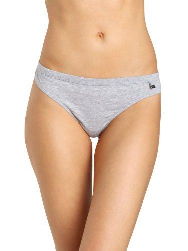 Emporio Armani Women Brazilian Brief Grey