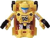 トランスフォーマー ビークール B04 黄色のスポーツカー