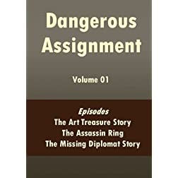 Dangerous Assignment - Volume 01