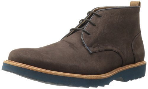Clarks Men's Fulham High Boot,Brown Suede,8 M US