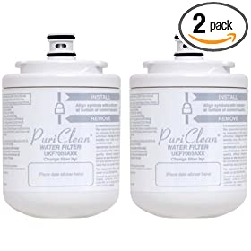 Maytag UKF7003AXXP PuriClean Interior Refrigerator Cyst Reducing Water Filter, 2-Pack
