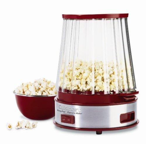 Cuisinart CPM-900 EasyPop Popcorn Maker, Red (Cuisinart Easy Pop Popcorn Maker compare prices)