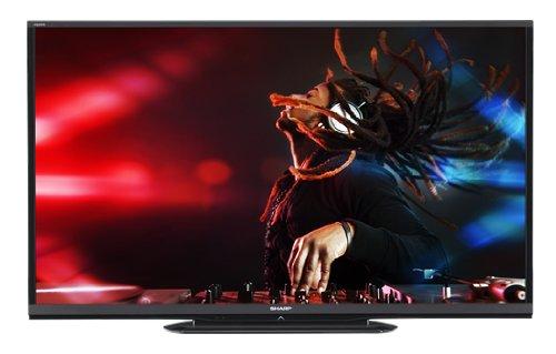 Sharp LC-50LE650 50-inch Aquos 1080p 120Hz Smart LED HDTV