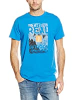 Alpine Pro Camiseta Manga Corta ABIC 2 (Azul)