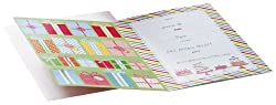 Martha Stewart Crafts Modern Festive Invitations