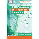 OCR Philosophy of Religion for AS and A2by Matthew Taylor