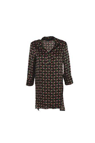 Camicia Donna Anonyme Xs Verde U26ft015 Autunno Inverno 2016/17