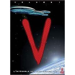V, la mini-série : L'Intégrale