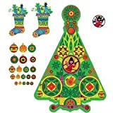 Purlees Christmas PREMIUM LARGE Christmas window display decorative stickersby Purlees