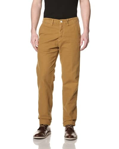 Levi's Made & Crafted Men's Drill Chino  [Golden Brown]