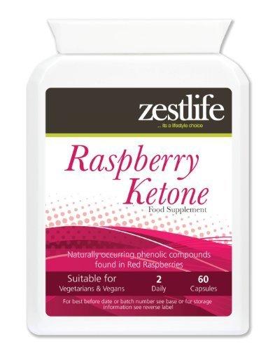 Raspberry-Ketone-High-Strength-100-PURE-60-Kapseln-x-600mg-Abnehmen-Dit-Gewichtsabnahme-Pillen