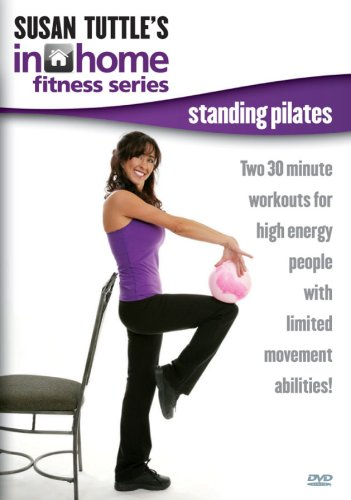 Susan Tuttle's in Home Fitness: Standing Pilates [DVD] [2009] [US Import]