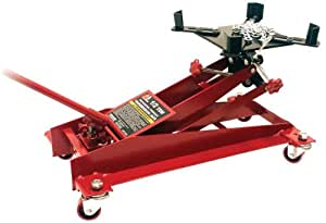Torin TR4076 Roll Under Transmission Jack - 1000 lbs.