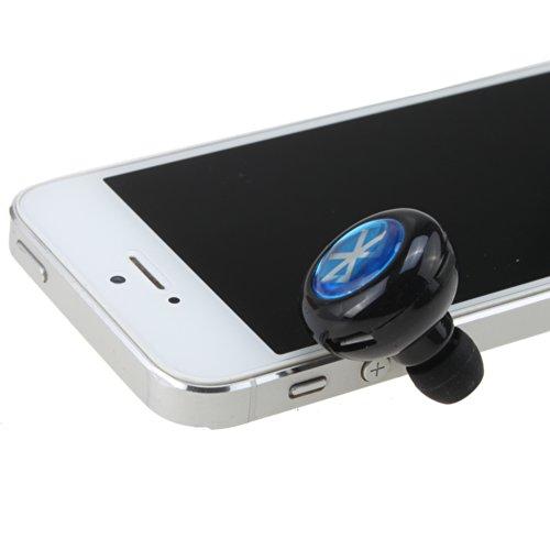 Agptek® Noise Reduction Wireless Stereo Bluetooth 4.0 Earphone Headphone For Mobile Cell Phone Laptop Tablet - Black
