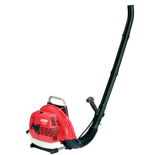 Solo 471 53cc 3 HP 2-Stroke Gas Powered Commercial Grade Backpack Blower With Tube Mounted Throttle