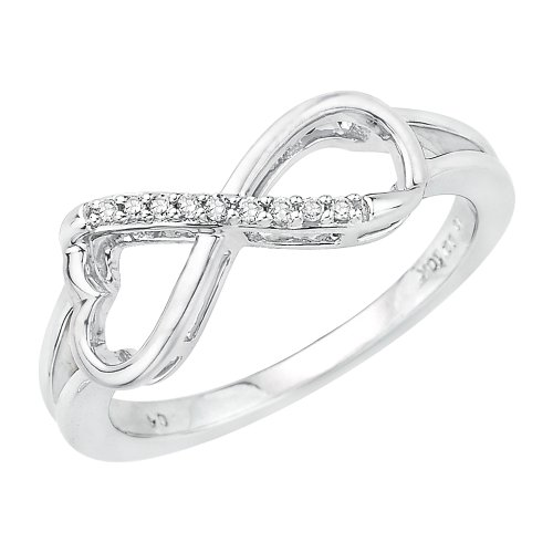 Heart-Shaped-Infinity-Diamond-Ring-in-Sterling-Silver-120-cttw