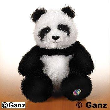 Webkinz Lil'kinz Panda - 1