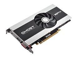 XFX AMD Radeon HD 7750 1GB GDDR5 DVI/HDMI/DisplayPort PCI-Express Video Card FX775AZNP4;FX-775A-ZNP4