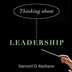 Thinking about Leadership Audiobook