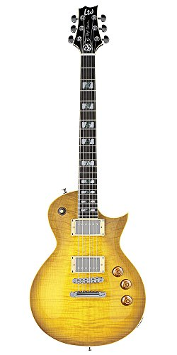 Esp Ltd As-1 Lemon Burst Alex Skolnick Signature Electric Guitar