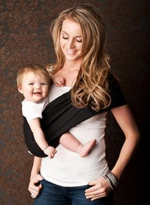 Seven Everyday Slings Baby Carrier Sling Color Black Size 6 Xl By