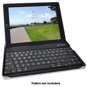 Logitech Keyboard Case for iPad 2