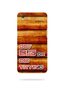 alDivo Premium Quality Printed Mobile Back Cover For Oppo A37 / Oppo A37 Back Case Cover (MKD231)