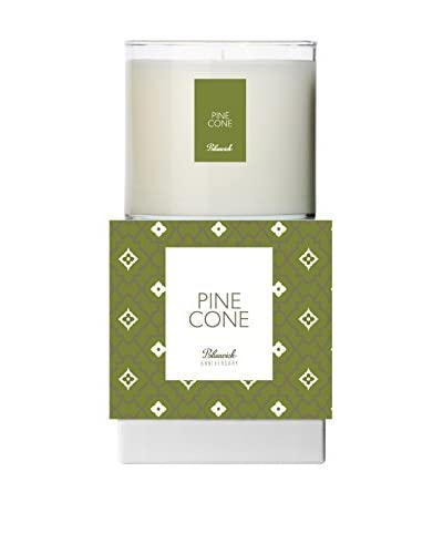 Bluewick 12-Oz. Anniversary Candle, Pine Cone