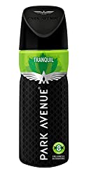 Park Avenue Tranquil Body Deodorant For Men, 100gm
