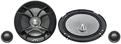 JVC CS FS 60 2-Wege 16 cm Autolautsprecher (270 Watt, 87 dB/Wm) schwarz von JVC bei Reifen Onlineshop