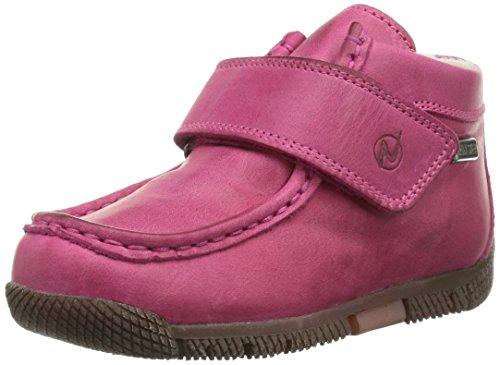 Naturino NATURINO MUR, Stivali da neve con caldo rivestimento interno Unisex - bambini, Rosa (Pink (9114FUXIA)), 22 (6 uk)