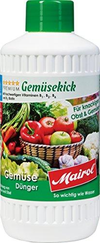 Mairol Gemüse-Dünger Gemüsekick Liquid 500 ml