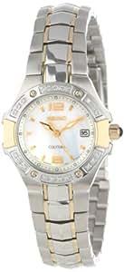 Seiko Women's SXD692 Coutura Diamond Watch