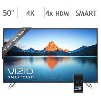 "Vizio 50"" Class 4K Ultra HD Smart Home Theater Display"